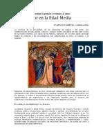 Sexo y Amor en La Edad Media