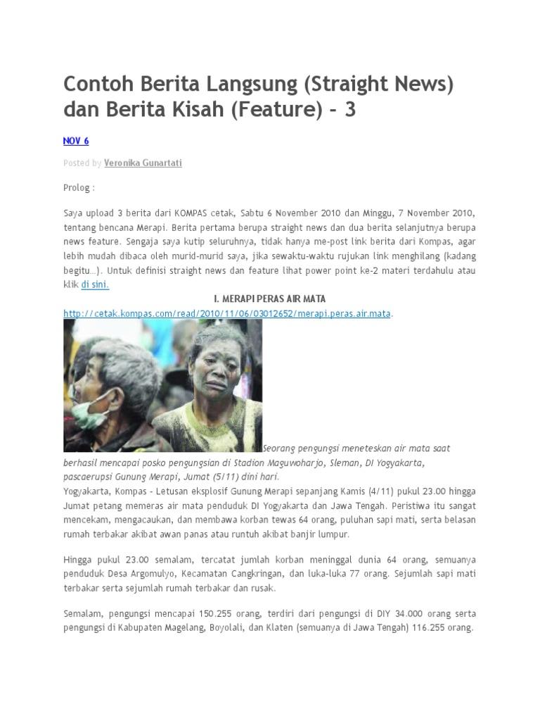 Contoh Features Human Interest Download Gambar Online
