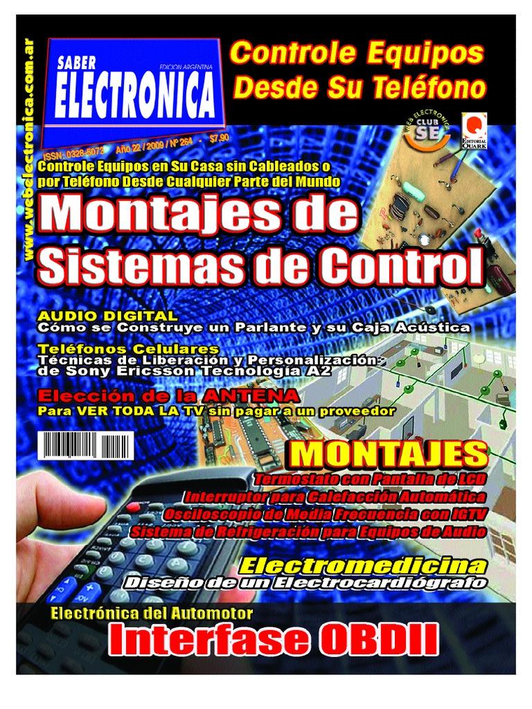Saber Electrónica 264 Ed. Argentina
