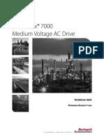 PowerFlex® 7000 Medium Voltage AC Drive