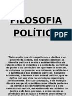 Filosofia Política