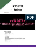 newsletter-feminism