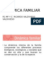 Dinamica Familiar Dr Valdiviezo