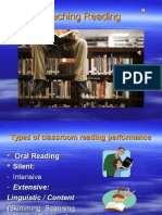Reading Performance