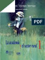 La Academia y Sector Rural 1
