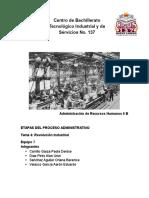 Reporte de La Revolucion Industrial