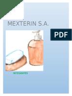 Proyecto Del Jabon MEXTERIN