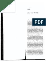 Dubet - Capítulo 9 - El trabajo y el trabajo sobre los otros