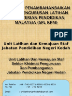 Slaid Bengkel Spl Kpm 2015 (Suldp Sek)- 19 Okt 2015