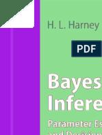 Bayesian Interference - Harney