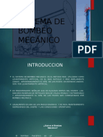 BOMBEO MECANICO (sist. Artificial)