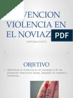Prevencion Violencia en El Noviazgo