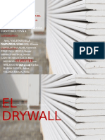 Tipos de Drywall Expediente