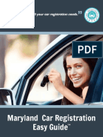 Checklist Renew-registration Maryland