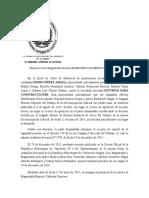 Sentencia SCS Pedro Pérez Amaya Contra Estudios Para La Construccion, S.a. 04-02-2016