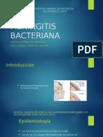 Meningitis Bacteriana Pao