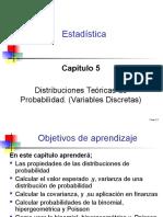 U05-Algunas Importantes Distribuciones Discretas (1)