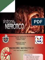 Presentacion Sindrome Nefrotico
