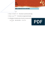 Unidad 3 Evidencia de Aprendizaje Aplicacion de La Derivada