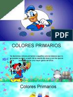 Colores Taller en Clase