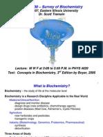 chapter 1 biochemistry