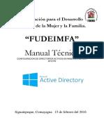 Manual Tecnico Fudeimfa