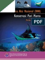 Rencana Aksi Nasional Konservasi PARI MANTA