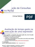 Otimização de Consultas