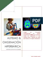 Autismo y La Oxigenación Hiperbárica