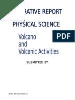Volcano and Volcanic Eruptions