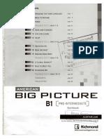 The American Big Picture B1 Workbook.