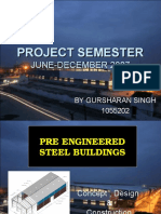 Presentation for PEB Building