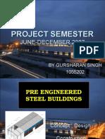 Presentation for PEB Building