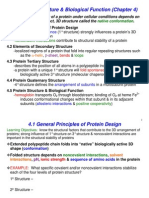 chapter 4 proteins