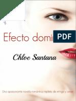Efecto Domino - Chloe Santana