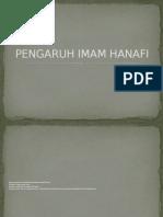 Pengaruh Imam Hanafi