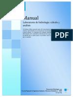 Manual Consolidado Final Lab HIDROLOGIA ERIS