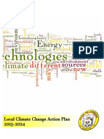Carmona Local Climate Change Action Plan 2015-2024