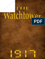 The Watch Tower - 1917 issues