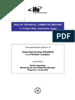 2005_tech_alexandria_arguelles Improving Process Reliability in a Fertilizer Complex