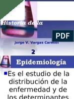 I Historia de la Epidemiologia