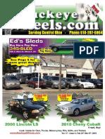 Buckeye Wheels-Issue4, 2016
