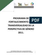 Estructura de Presentacion