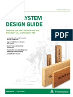 Truss Joist Roof System Design Guide