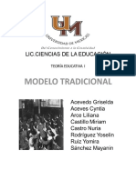 Modelo Tradicional Ejemplos