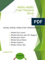 Ppt Model Ptk