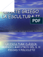 3.4.Arte Griego Escultura II