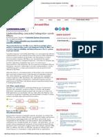 Understanding Cascaded Integrator-comb Filters