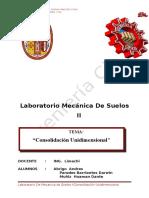 Consolidacion Unidimensional Suelos Ll