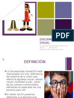 Discapacidad Visual